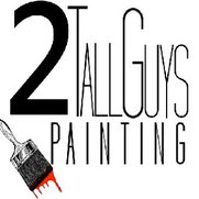 2 Tall Guys Painting's photo