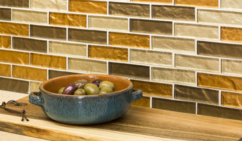 Glass Tile Backsplash Installation