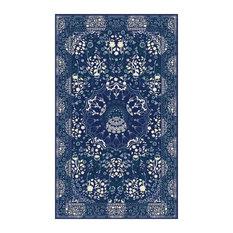 Designer Area Rug, Midnight, 150x250 cm