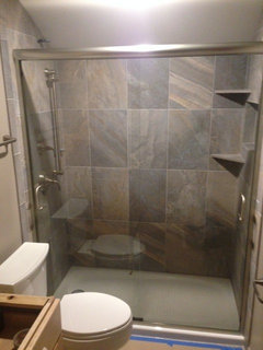Approximate Cost To Convert Tub To Walk In Shower - Bathtub removal and installation cost