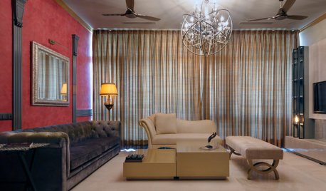 Gurgaon Houzz: A Retired Couple's Forever Chic Home