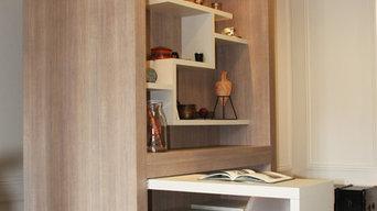 appartement haussmannien à Lyon 06