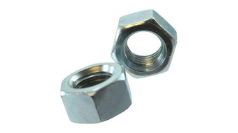 """1""""-14 S.A.E. Hex Nut"""