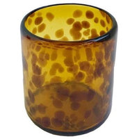 Tumblers-Spotted Leopard Set/4