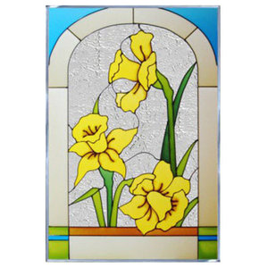 Silver Creek Daffodil Panel