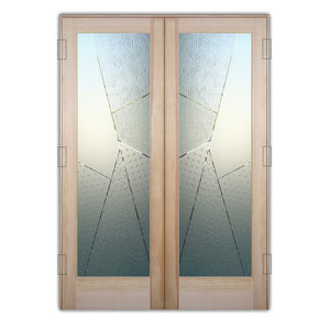 French Interior Door 1 Lite 62 Quot X81 75 Quot Both Active In