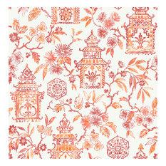 Coral Danson Peel & Stick Wallpaper, Bolt