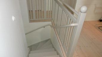Inspiration till ny trappa 1