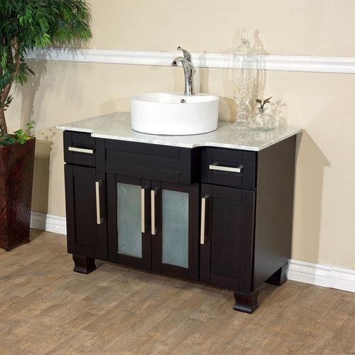 Vessel sink vanities for Bathroom vanities under 500