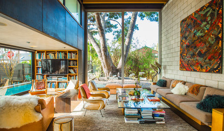 Houzz TV: This Home Uses Nature's Bounty in its Architecture