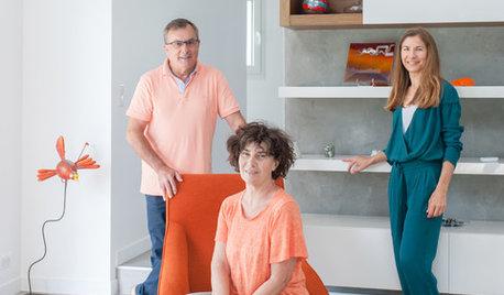 Suivez le Guide : Nouvelle jeunesse pour une villa d'architecte