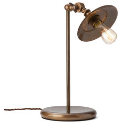 Industrial Table Lamps by Mullan Lighting