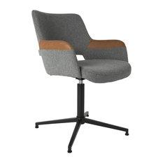 Chaise de bureau scandinave - Chaise de bureau design ...