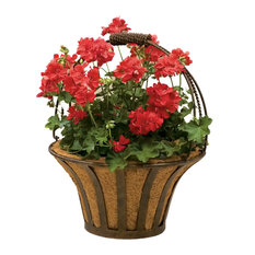 50 Most Popular Tropical Metal Outdoor Pots And Planters For 2018