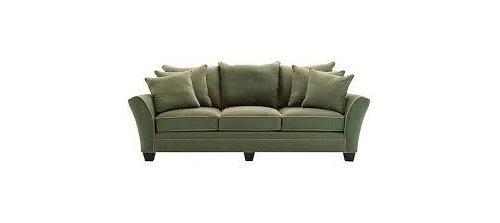 Merveilleux Hunter Green Couch