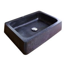 Tikamoon - Vasque salle de bain en terrazzo Icar - Lavabos