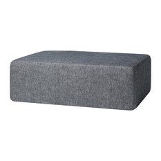 - Pouf Brick Large - Repose-pieds, Pouf et Cube