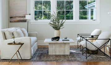 Upholstered Accent Chairs and Benches