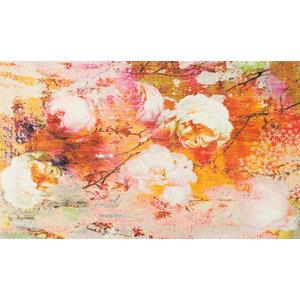 Loving Rose Door Mat, 120x70 cm