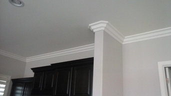 Traditional Home Crown Moulding