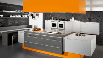 Macintosh home design Contemporay kitchen
