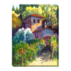 """Vitner's Cottage"" Outdoor Art"