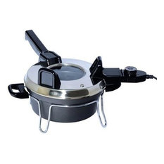 Total Chef Czech Cooker, Stainless Steel