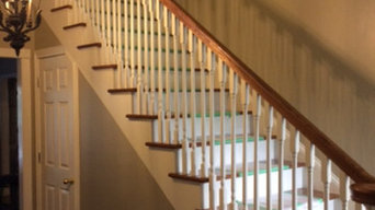 Jonesboro,ar. Staircase project