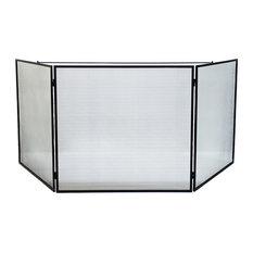 Large 3-Fold Screen Child Stove Guard