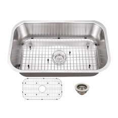 "30""x18"" Single Bowl Kitchen Sink"