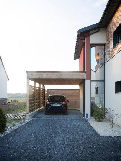 Comment abriter une voiture for Garage pour diagnostic voiture
