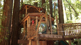 Creative spaces in the Redwoods