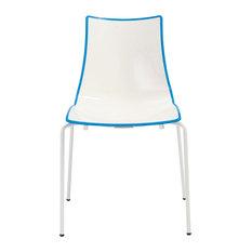 Zebra Chairs Houzz