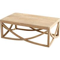 Cyan Designs 07018 Lancet Arch Coffee Table
