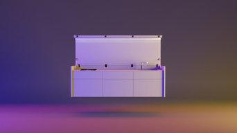 Compact kitchen KT