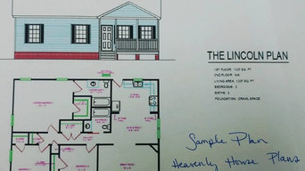 The Lincoln Plan (Heavenly House Plans - Starter Home)