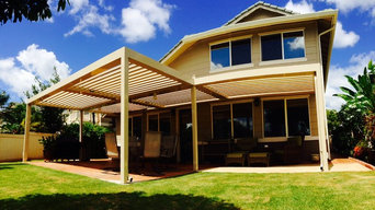 EcoShade Louvered Roofs