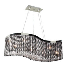Clavius-I 8-Light Chandelier