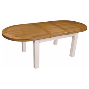 Ventry Heavy Oval Extension Table