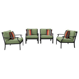 Contemporary Outdoor Lounge Chairs by TKClassics