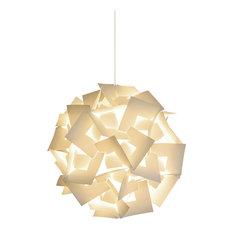 Squares Hanging Pendant Lamp, Small