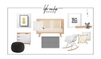 Online Interior Design (E-Design) Boards