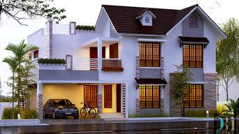 Villa For Baby Sunoj