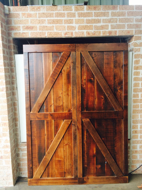 Barn Doors Custom Made In Sydney