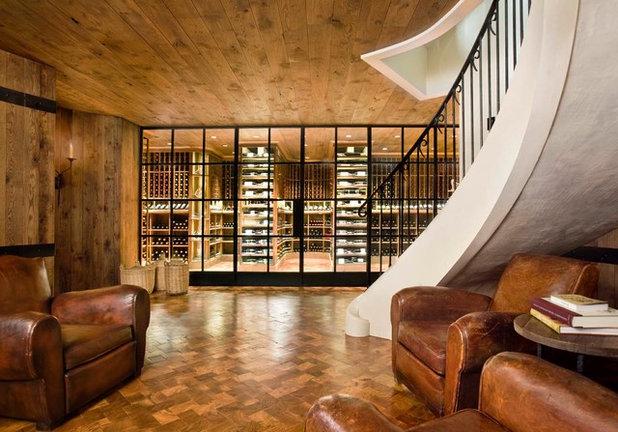 Wine Cellar by Westbrook Interiors