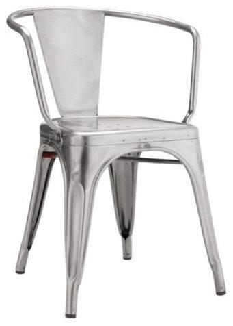 Tolix Tolix Marais A56 Armchair Dining Chairs