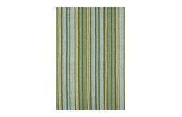 Dash And Albert Caravan Stripe Cotton Woven Rug, 9'X12'