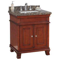 Traditional Bathroom Vanities And Sink Consoles by Mission Hills Furniture