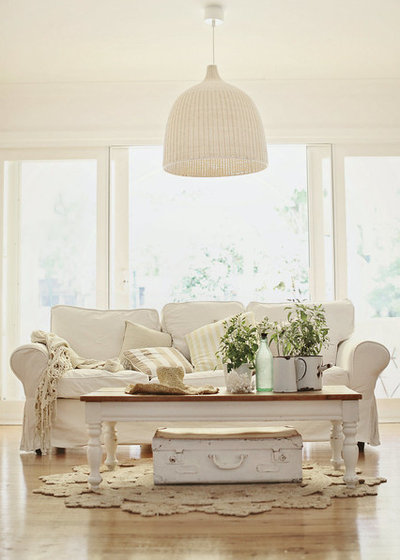 Shabby-Chic Style  by A Beach Cottage