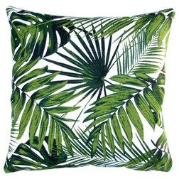 Tropical Decorative Pillows by Artisan Pillows